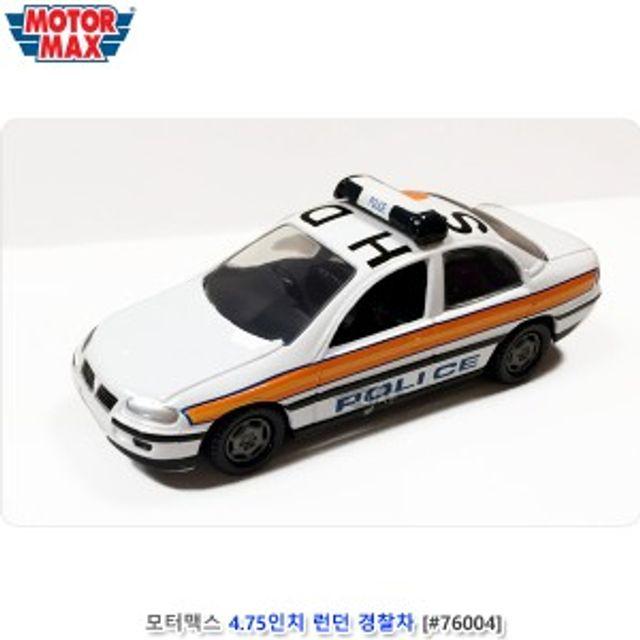 런던 경찰차 어린이 장난감 자동차 모형 미니카 선물
