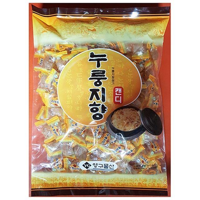 양구 맜있는 누룽지 사탕 업소용 750g 1봉