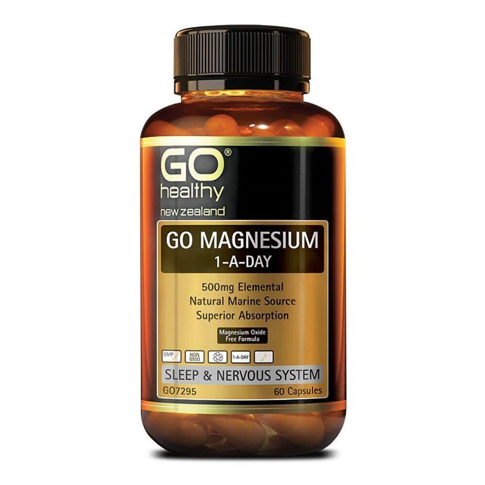 뉴질랜드 고헬씨 마그네슘 1-A Day 60캡슐