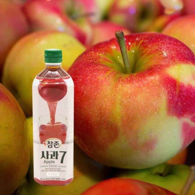 사과 음료 칵테일 베이스 835ml