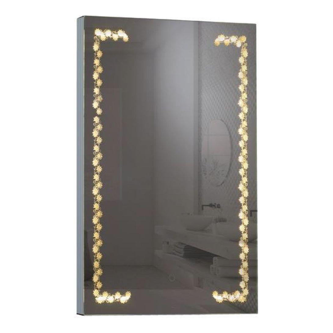 홈인테리어 led 거울화장대 액자타입 600x800