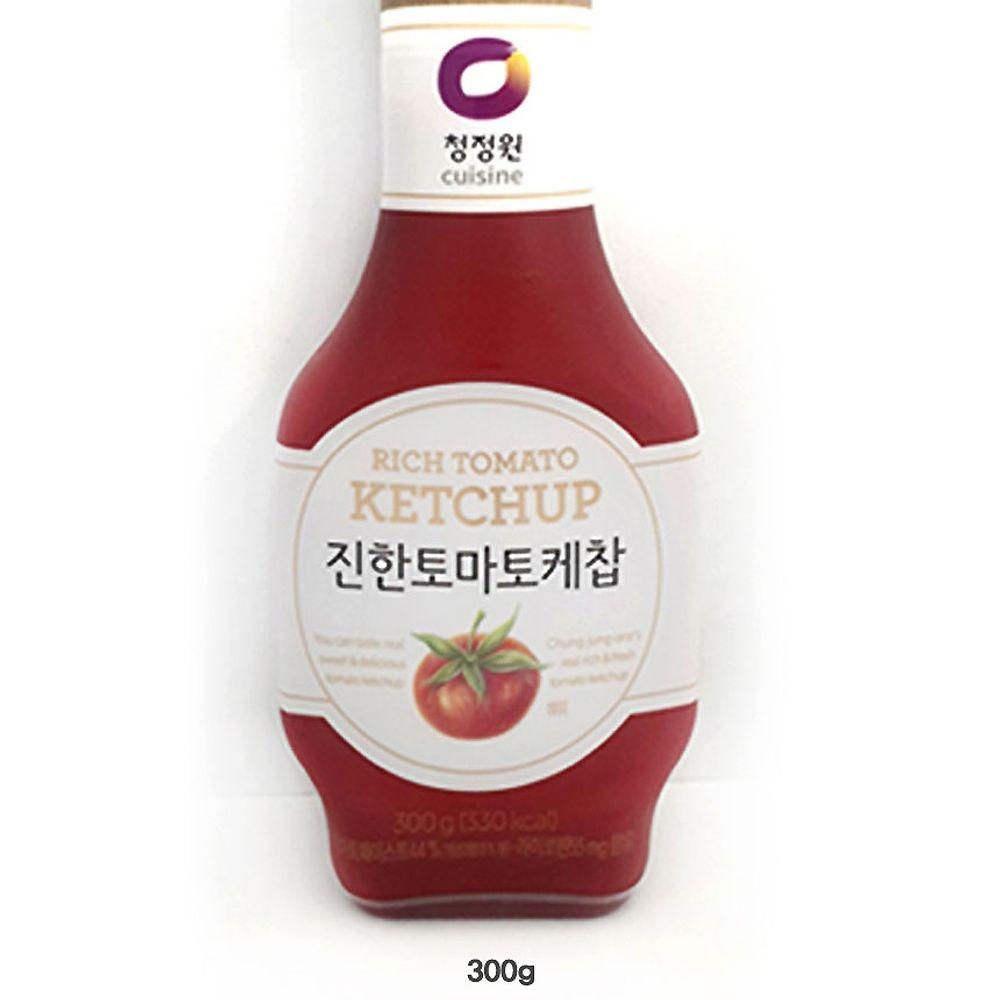 토마토 케찹 300g 진한 토마토 케첩소스 라이코펜