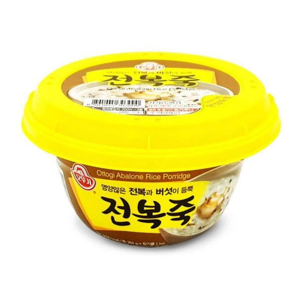 영양가득 오뚜기 전복죽 간편죽 간단한아침식사 즉석