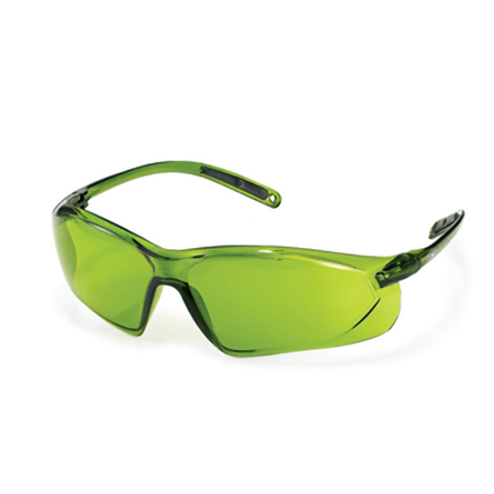 프레임 렌즈 일체형 눈 보호 스포츠안경 타입 보안경