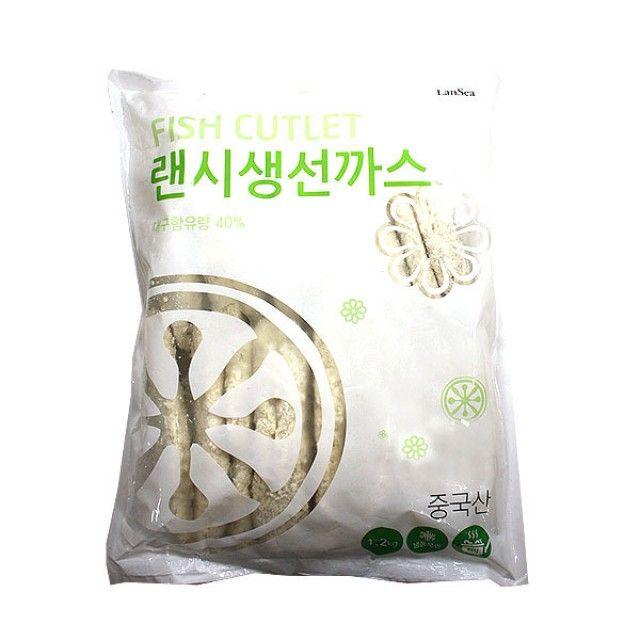 (냉동)랜시생선까스 1.2kg
