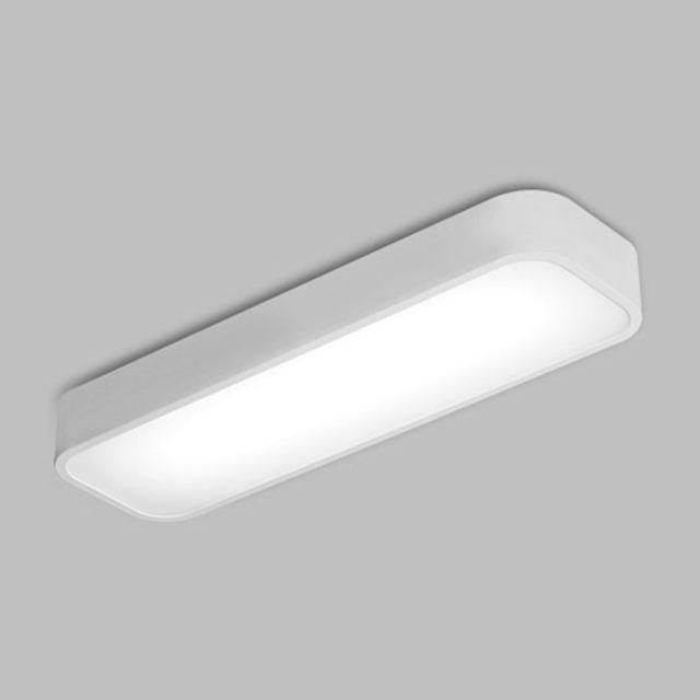 한승/LED/무타공/시스템/욕실등 25W/화이트/54898