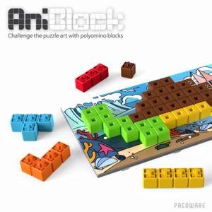 아이티알,MZ 어린이 블럭장난감 증강현실 퍼즐놀이 6색
