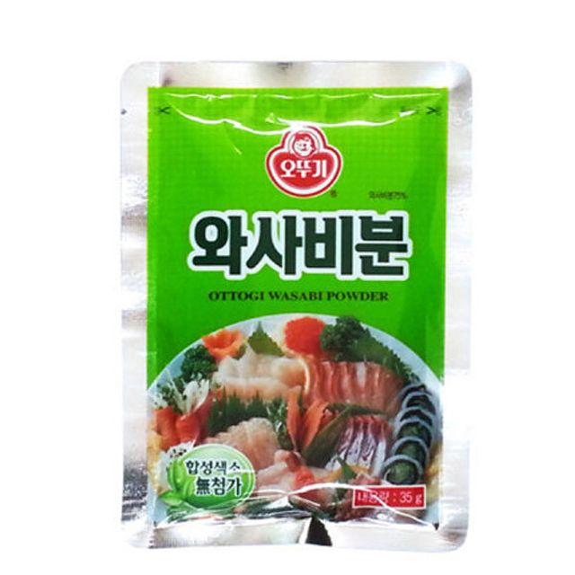 오뚜기 와사비분(파우치) 300g