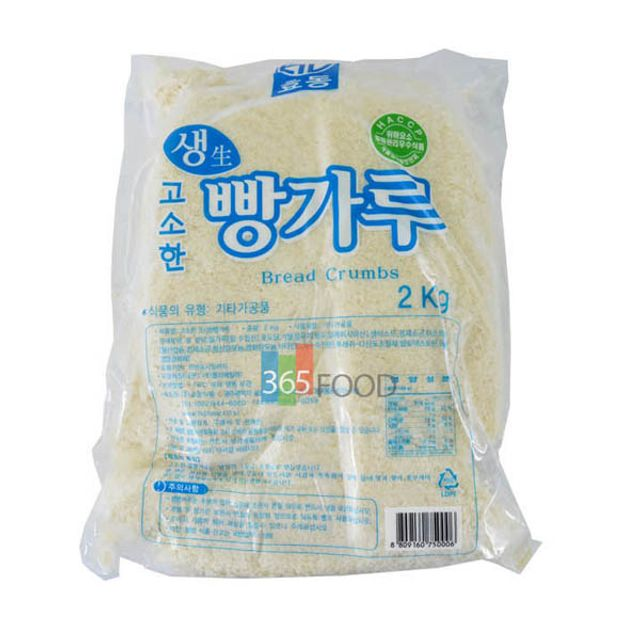 효동 고소한 젖은 빵가루 2kg