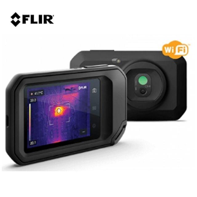 플리어 FLIR C3-X 열화상카메라 열감지기 적외선영상