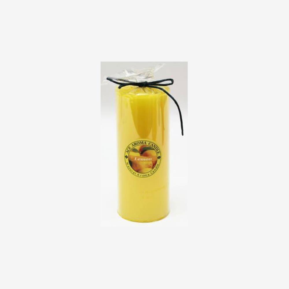양초 캔들 원형 아로마 향초 중 6X14.5cm 방향제 캔들-랜덤발송 인테리어소품 아로마향초
