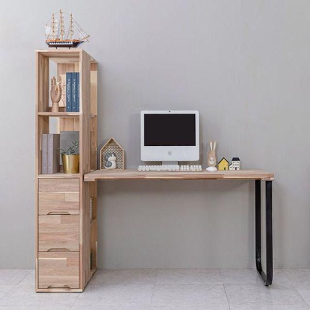 철다리 책장세트(1000) 학생 사무실 컴퓨터 책상 가구