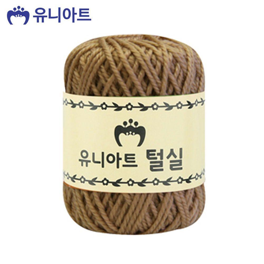 유니아트(털실) 1500 지관실 (자연색)