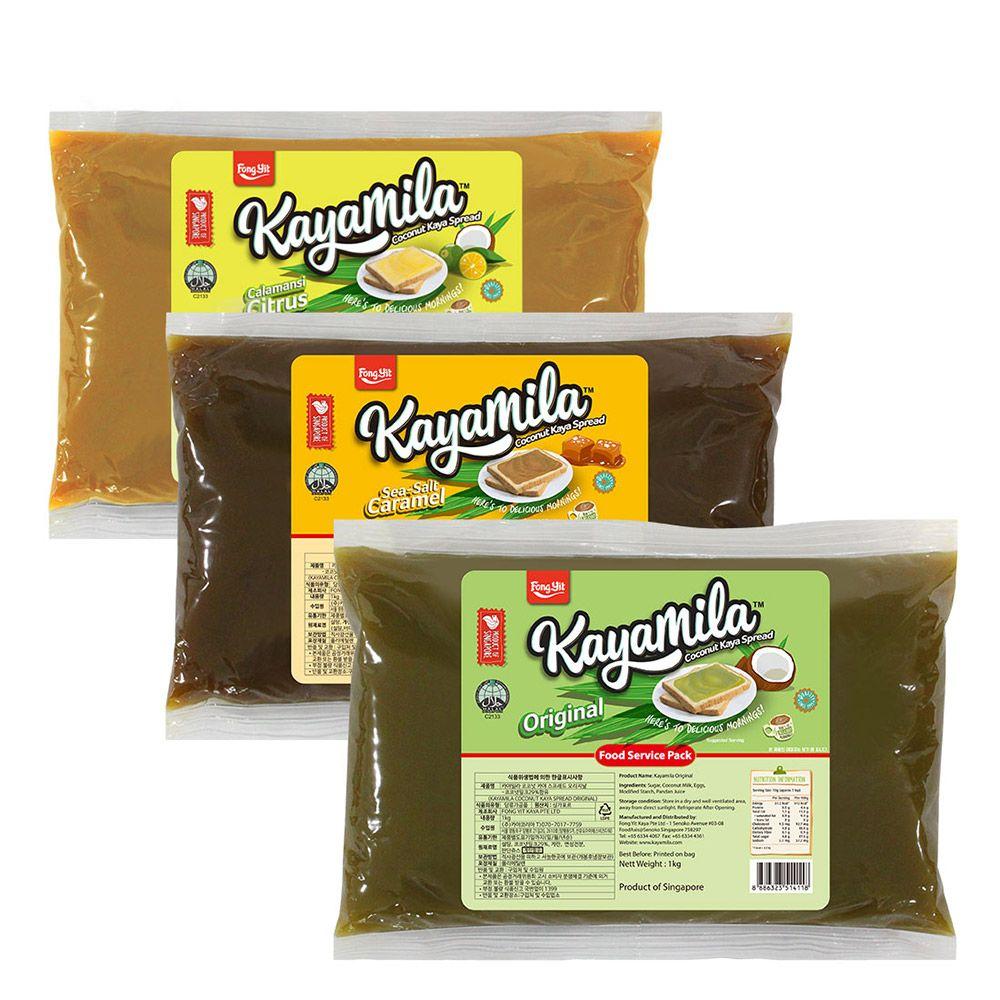 카야밀라 카야잼 1kg