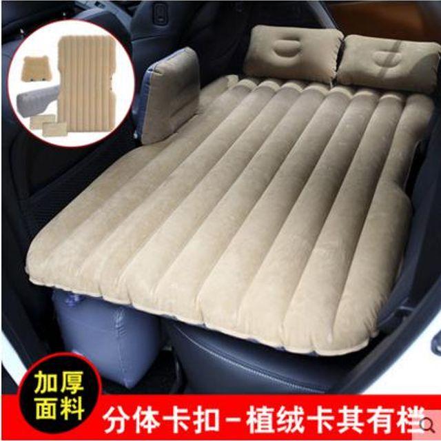 [더산직구]자동차 뒷좌석용 에어 베드 공기 침대 에어 침대/ 배송기간 영업일기준 7~15일