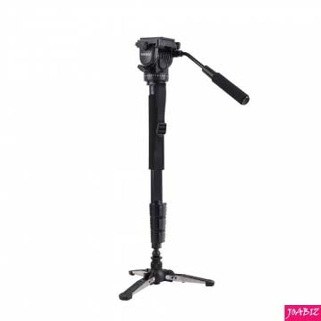 Coms 카메라 삼각대 VCT-588 4단형 65cm-166cm