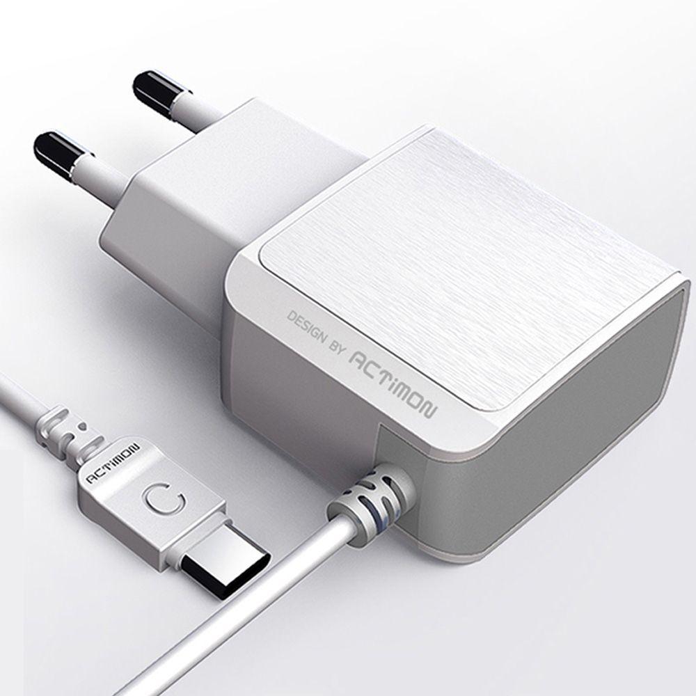 액티몬 C타입 가정용 급속 충전기 QC3-300 18W 1.2m
