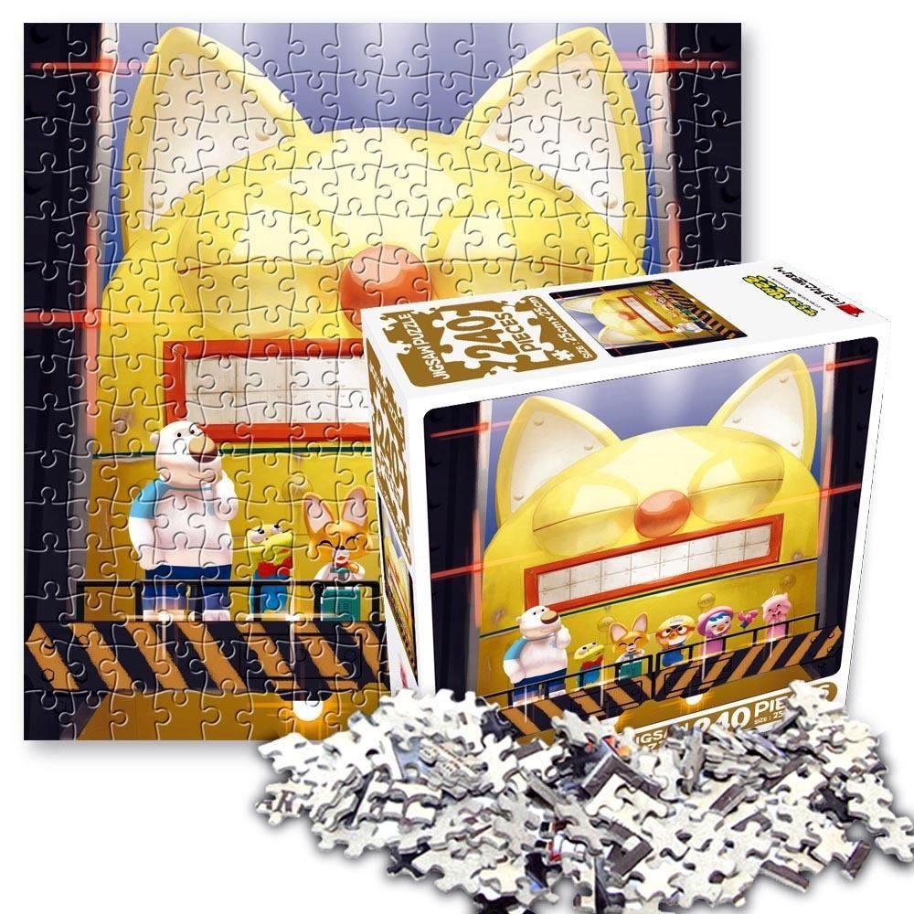 DIY 뽀로로 직소퍼즐 240pcs 슈퍼로보 로디