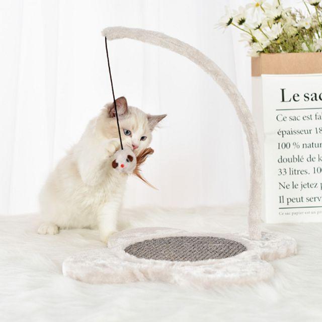 고양이 스크래쳐 장난감 애완용품 고양이장난감
