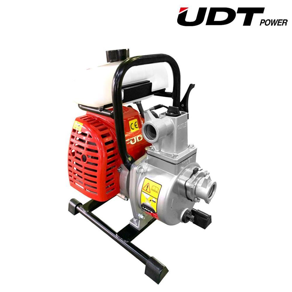 UDT 양수기 UWP-25 물펌프 엔진펌프