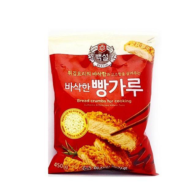 MY CJ백설 바삭한빵가루450g