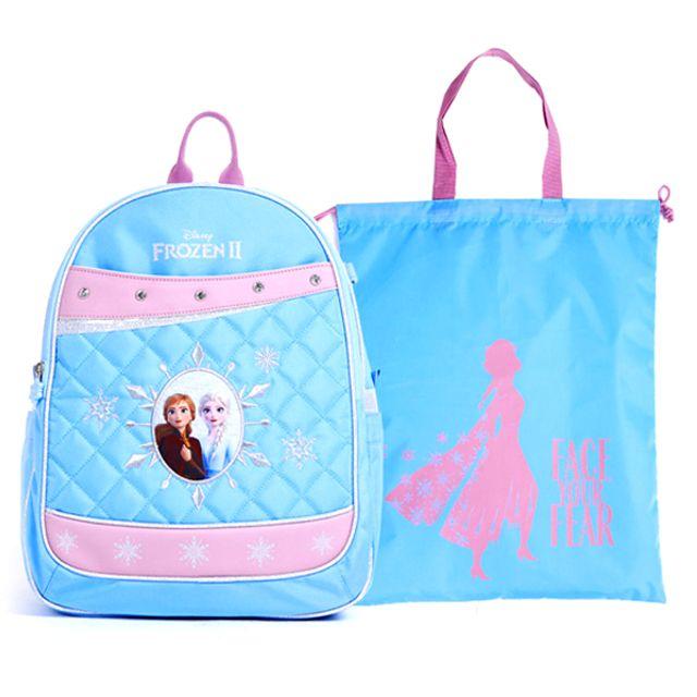겨울왕국2 신학기 가방세트 TA07S 학생백팩 보조가방
