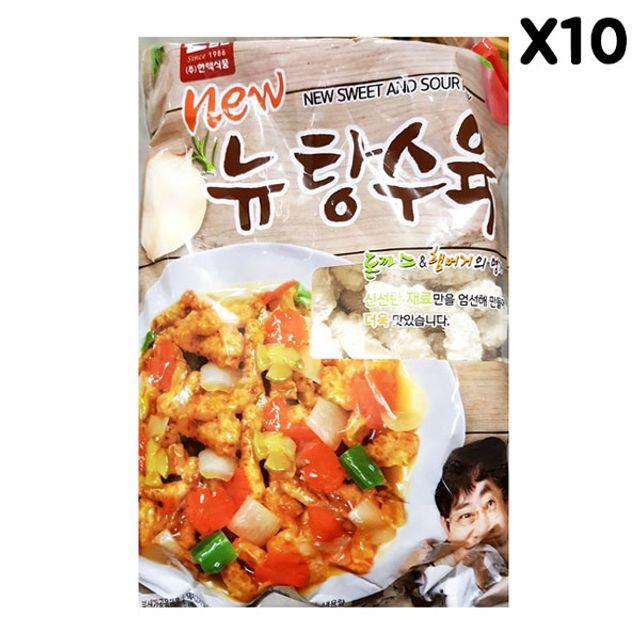 FK 한맥 탕수육 1KX10