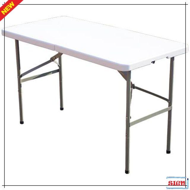 식당 가정용 다용도 테이블 BM-4FT(상판접이)-B