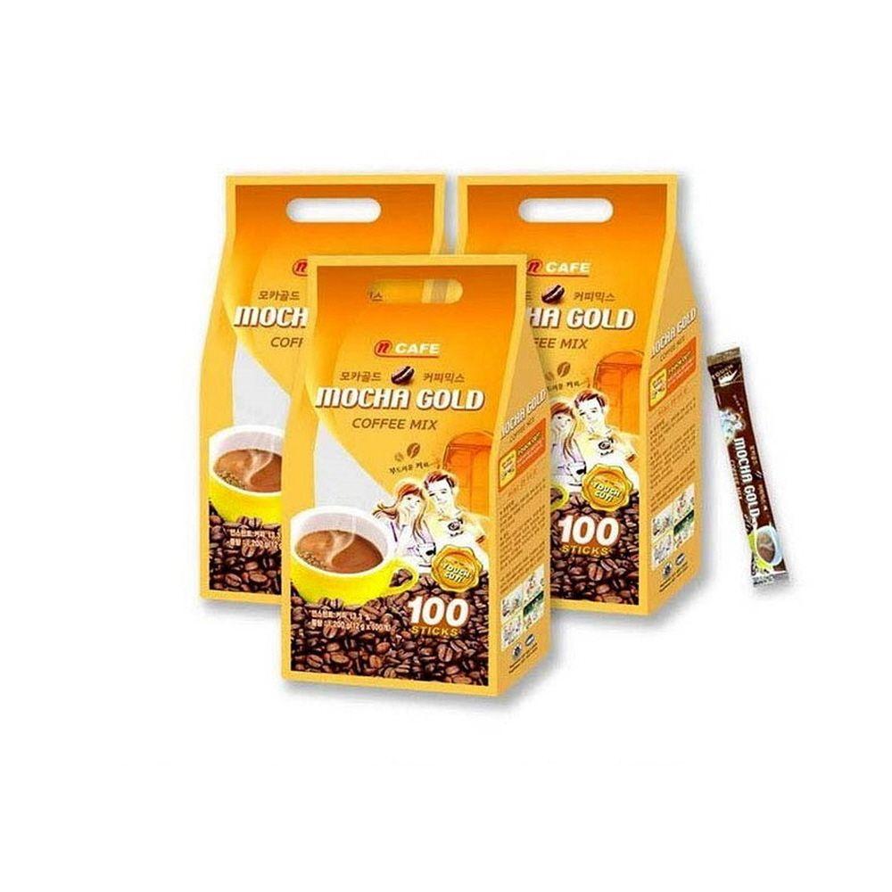 조화롭고 균형잡힌맛 모카골드 커피믹스 대용량
