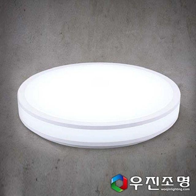 우진조명_ LED 시스템 원형 방등 60W
