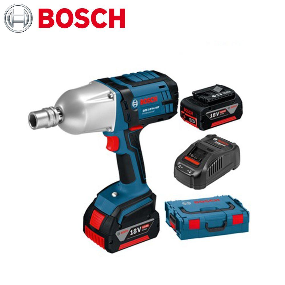보쉬 18V 6.0Ah 충전임팩트렌치 강력형_GDS 18V-LI HT