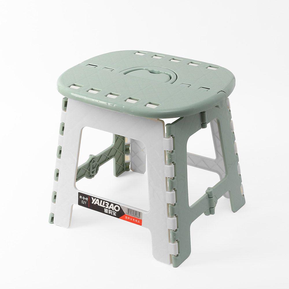 타원 접이식 의자 S 그린 폴딩의자체어 매직의자