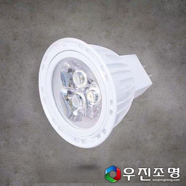 우진조명_ LED MR16 3W