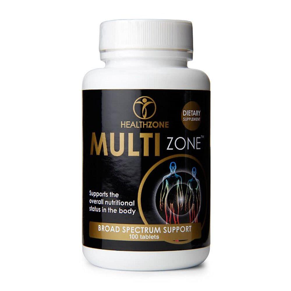 미국 헬스죤 멀티 죤 멀티비타민 100정