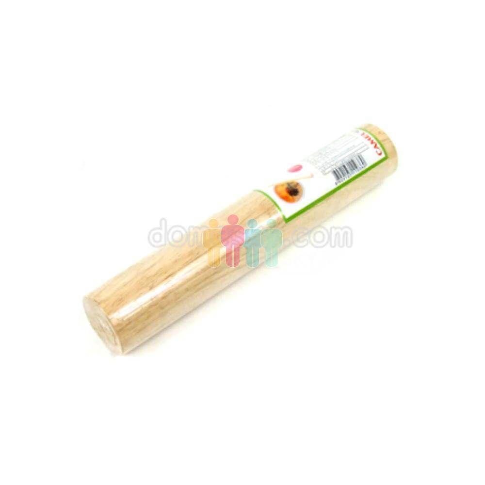 나무밀대 CAMEL 고무나무밀대 미니 밀가루 반죽 만두피 칼국수 홈베이킹 주방용