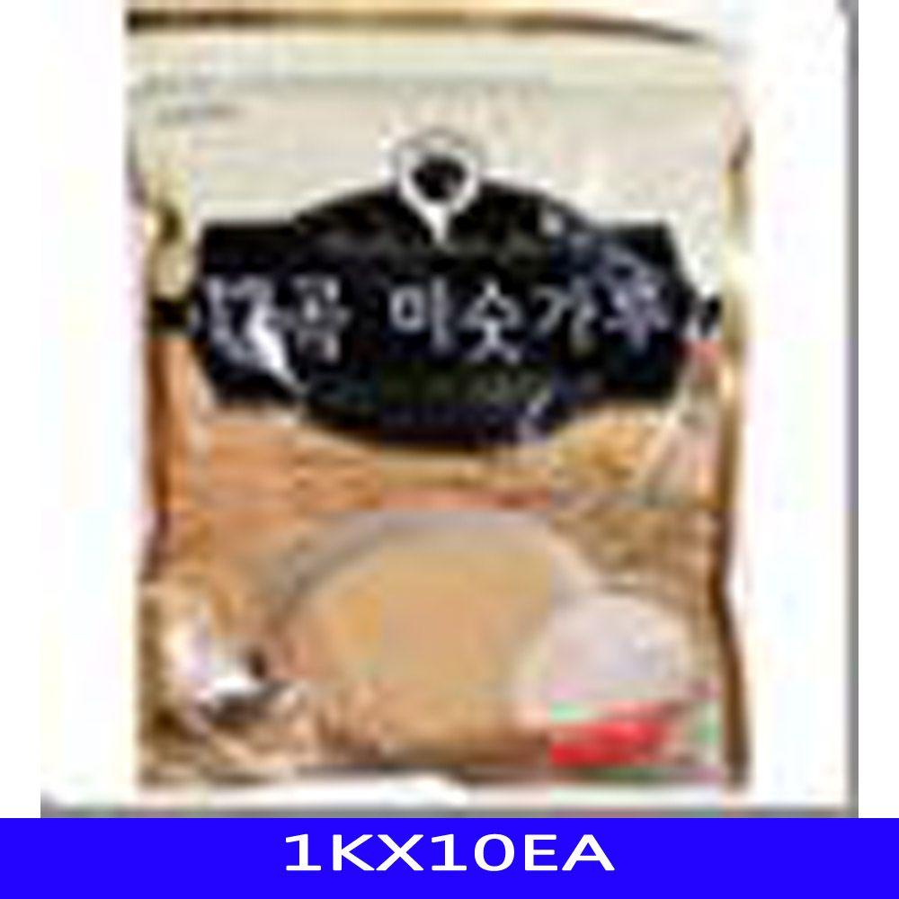 아침대용식 미숫가루 한끼식사대용 선식 한전 1KX10EA