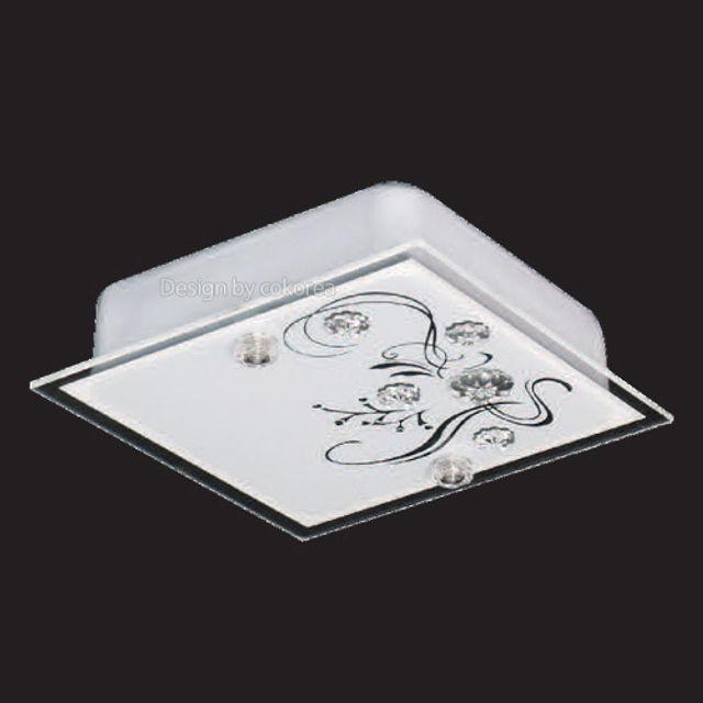 한승/LED/심플/직부등/10w/02925 등기구 조명 거실등
