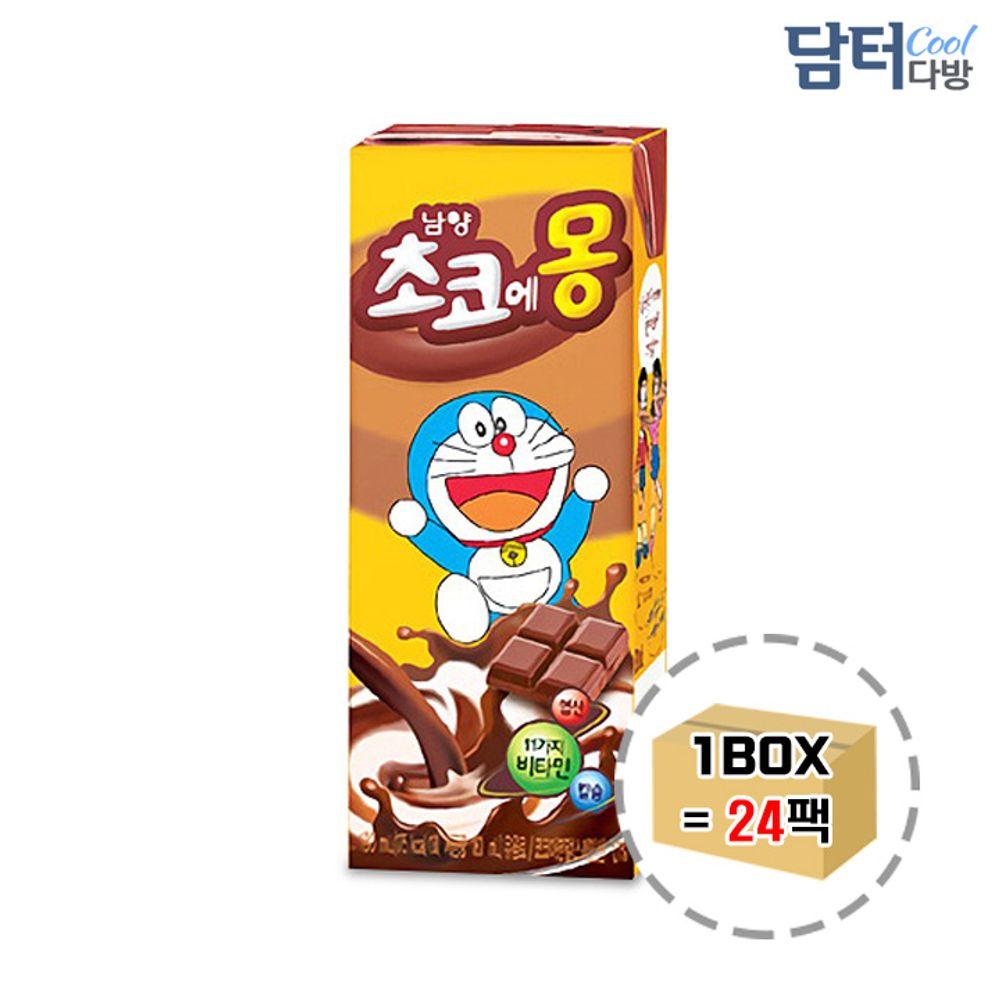초코에몽 180ml (24팩)