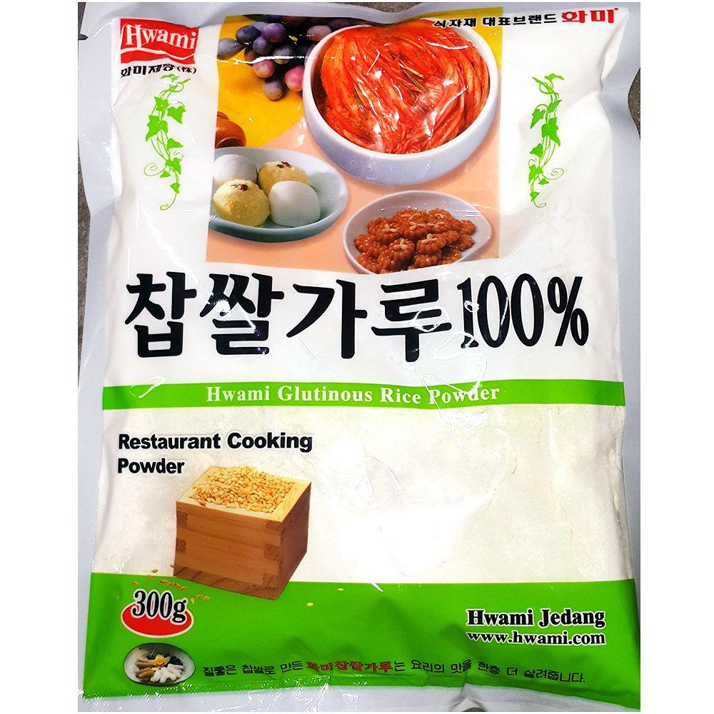 찹쌀가루(화미 300g) 식재료용품