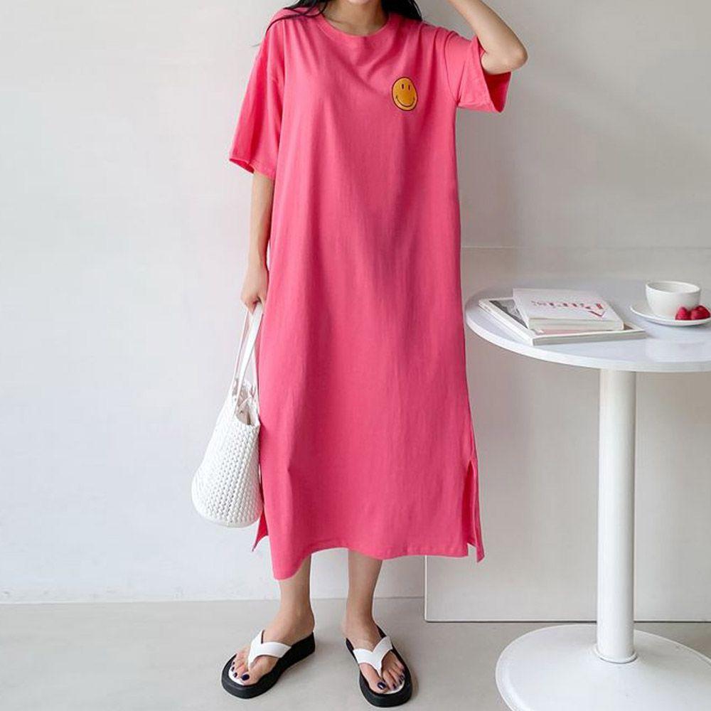 아이엠 스마일 원피스 z855SU006 여성 의류 옷