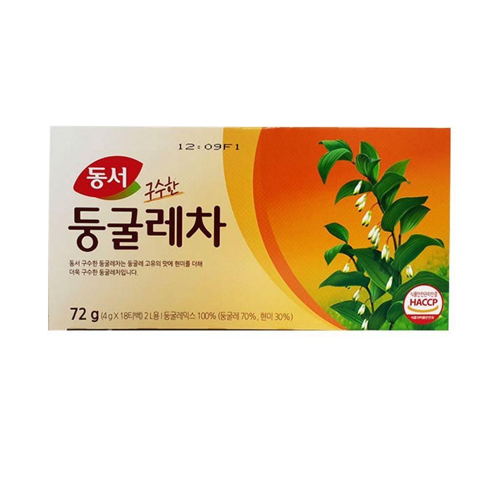 구수한 동서 둥굴레차 18T 2L용/ 주전자 티백/ 냉온겸