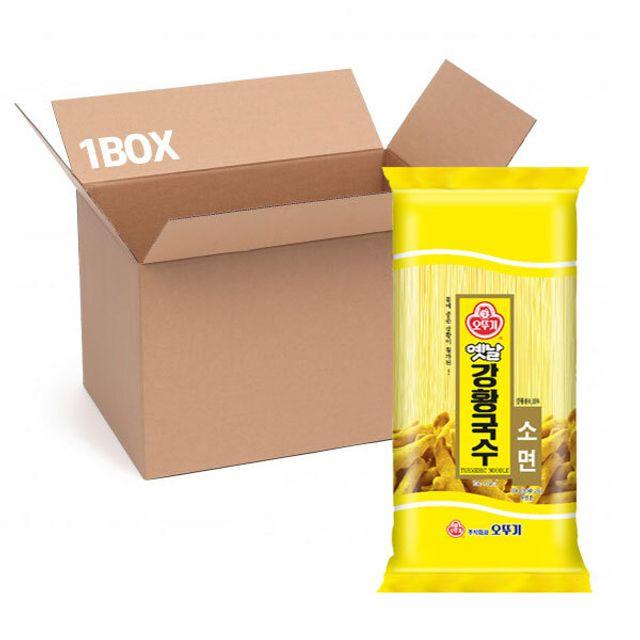 오뚜기 강황국수 900g (1box 15입)