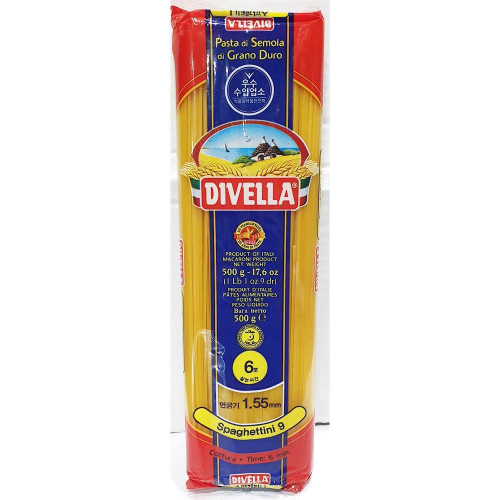 스파게티니(디벨라 500g) 식당 업소 주방 요리 식재료