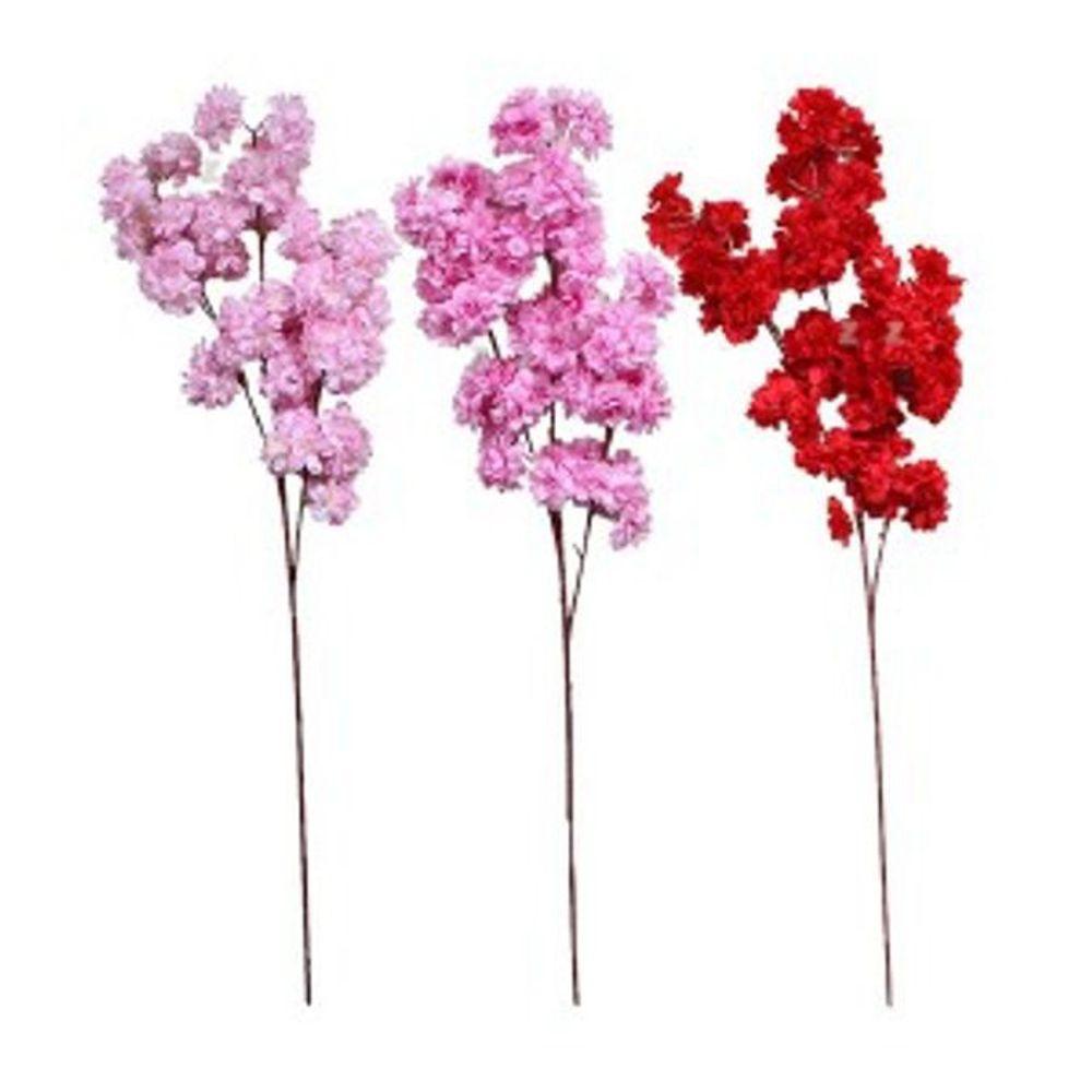 세가지 벚꽃조화 대 인테리어 꽃소품 조화