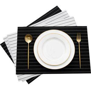 아이티알,NG 플레이팅 식탁매트/홈데코 식탁받침 테이블 깔개 매트