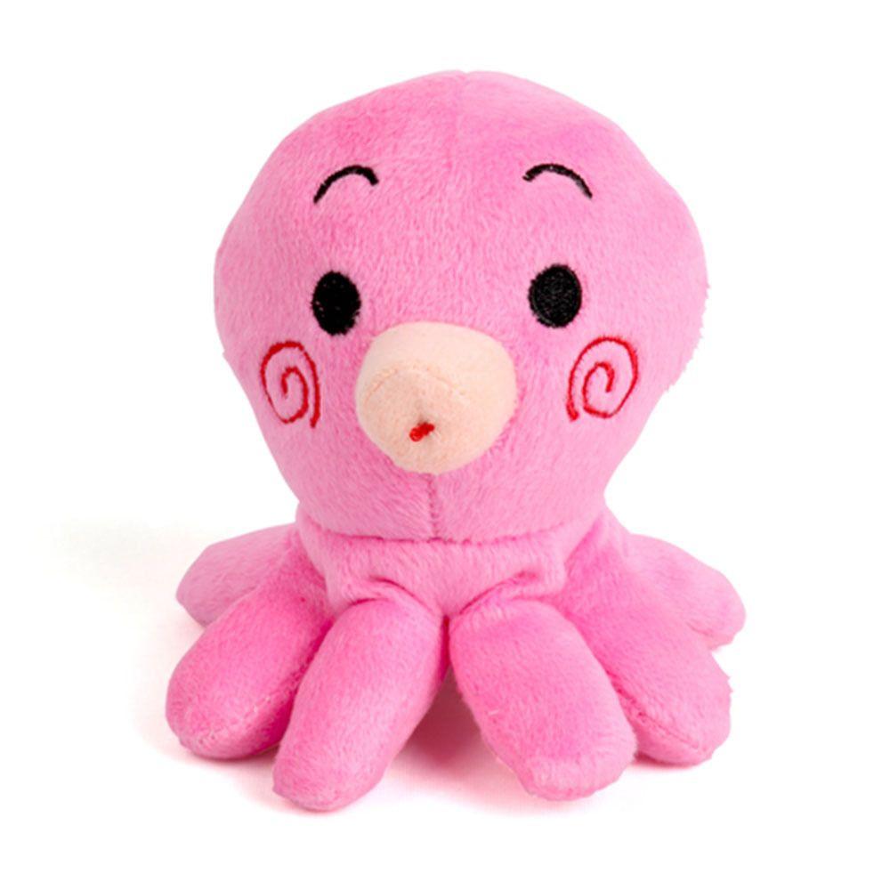캐릭터장난감 문어 애견 강아지 삑삑이 장난감