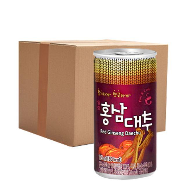 일화 홍삼대추 175ml 30캔