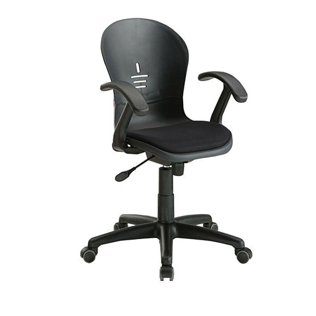 테트라회전(팔유)-블랙-사무용의자 학생의자