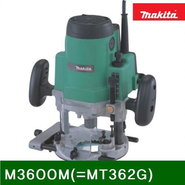 12mm 루터 M3600M(-MT362G) 1 650W 22 000RPM (1EA)