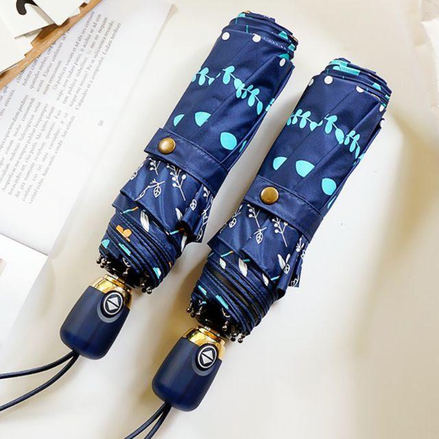 잠자리의 비행 UV 자외선차단 3단 자동 양우산 우양산